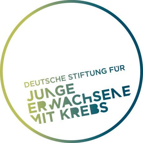 Logo Deutsche Stiftung Junge Erwachsene mit Krebs