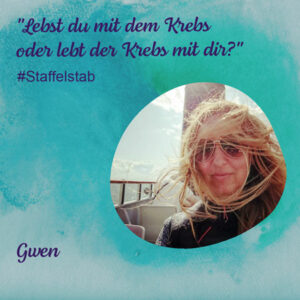 Gwen | Zungenkrebs