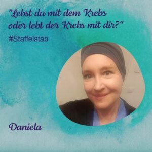Daniela | Metastasierter Brustkrebs