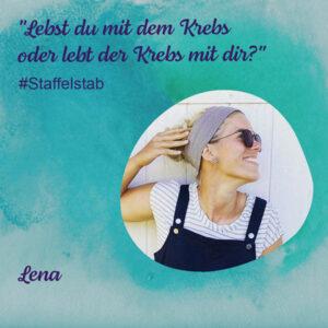 Lena | Brustkrebs