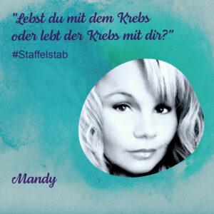 Mandy | Gebärmutterhalskrebs