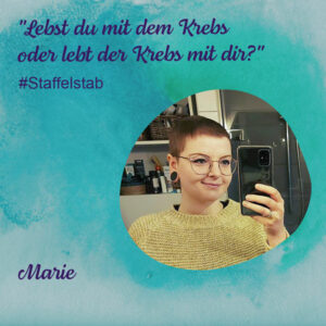 Marie | Brustkrebs