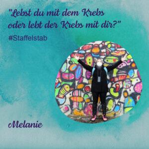 Melanie | Brustkrebs