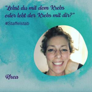 Rhea | Brustkrebs