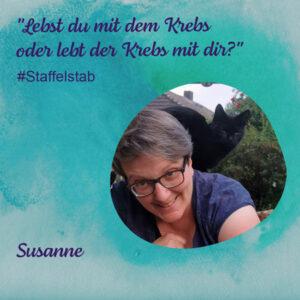 Susanne | Brustkrebs