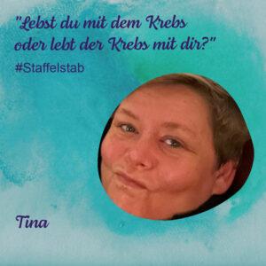 Tina | Metastasierter Brustkrebs
